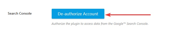 De-authorize-Account-button