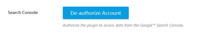 De-authorize-Account