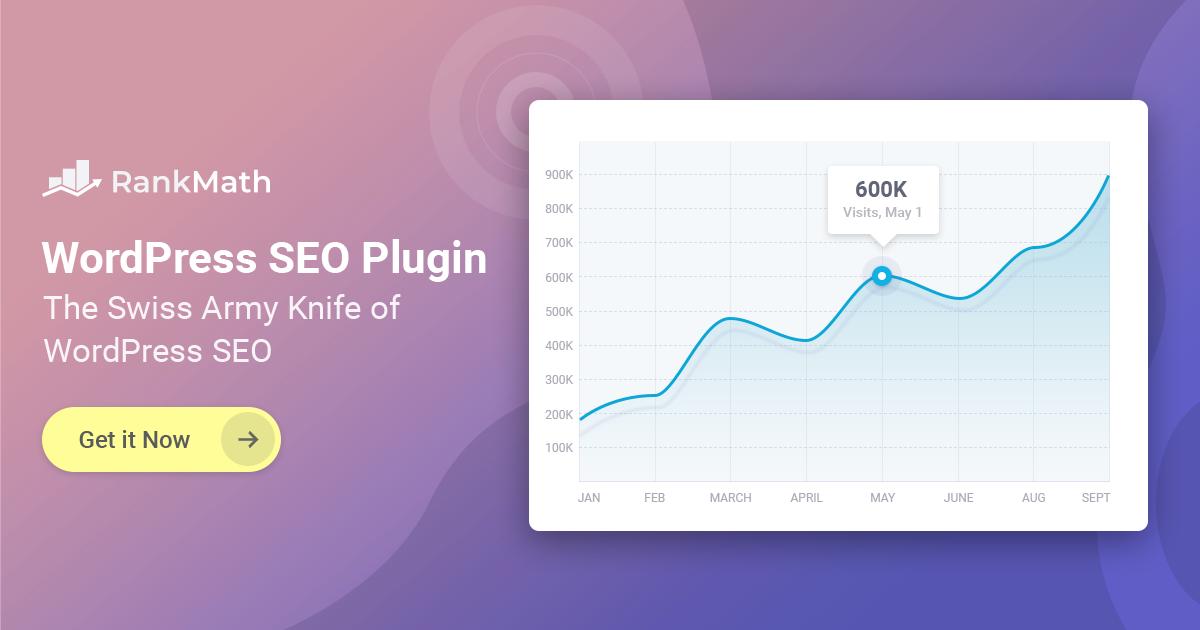 #1 WordPress SEO Plugin in 2019 – Rank Math