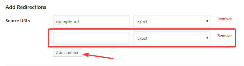 how to add more than one source url