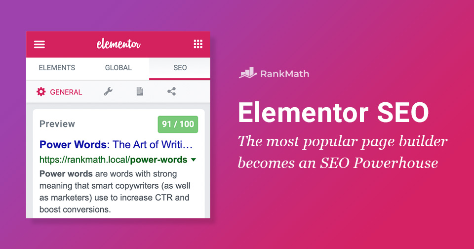 Elementor SEO: The Solution You've All Been Waiting For