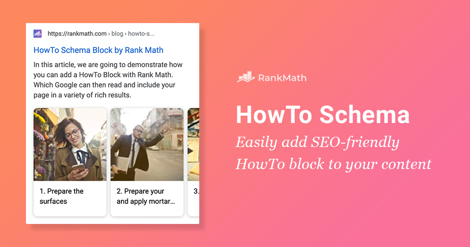 How To Add 'HowTo Schema' To Your Website With Rank Math