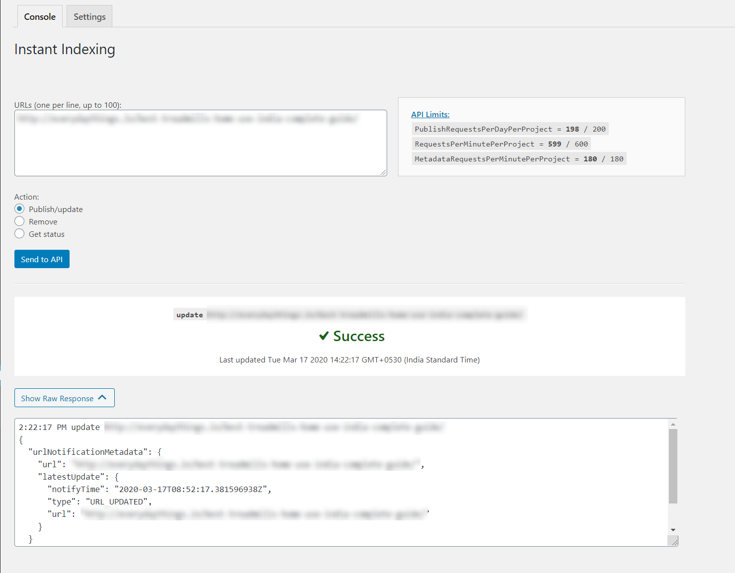 Use Google Indexing API For Instant Crawling Of Your Pages [5 Easy Steps]