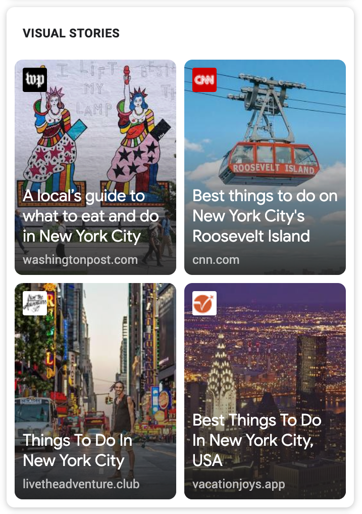 google-web-stories-example