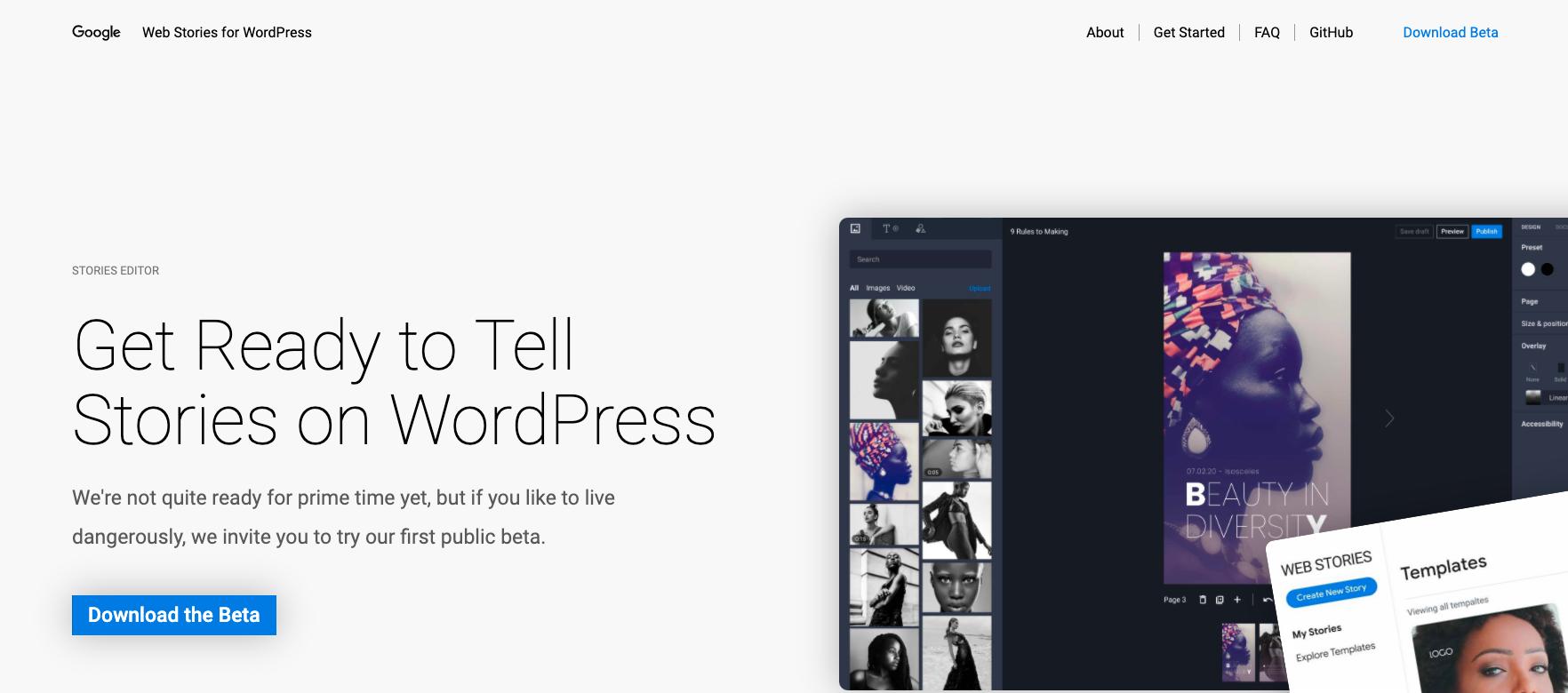 google-web-stories-wordpress