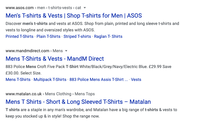 WooCommerce-category-SERP-example