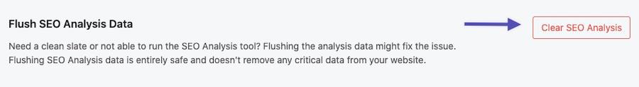 clear seo analysis
