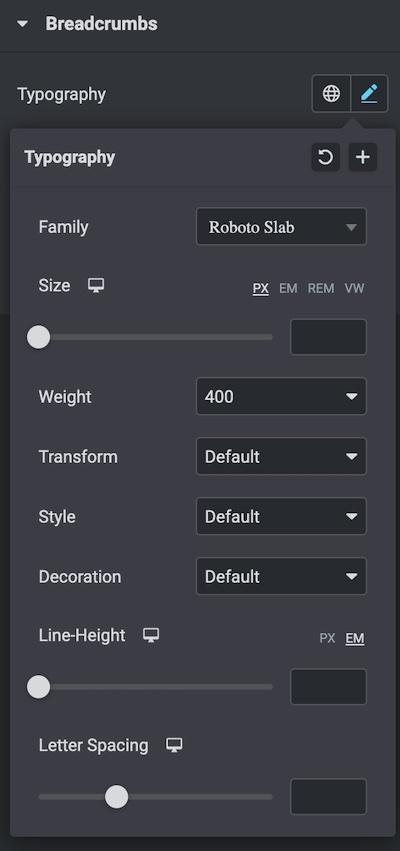 rm-breadcrumb-styling-options