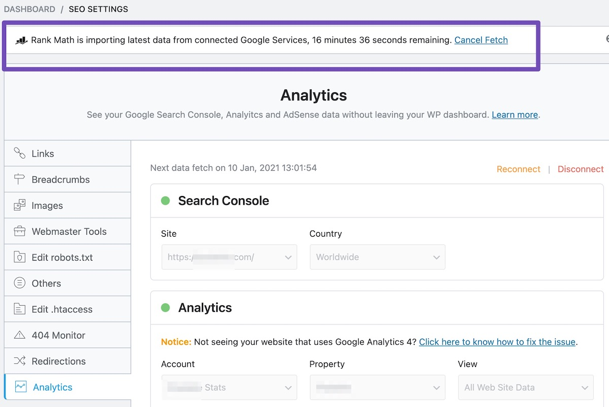 fetching-data-from-google