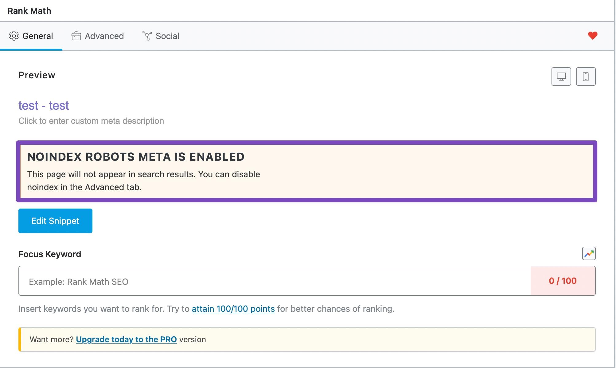 user profile meta box disabled