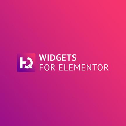 HQ Widgets for Elementor