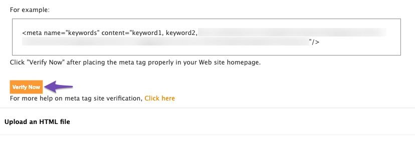 Verify Now - Norton Safe Web site verification