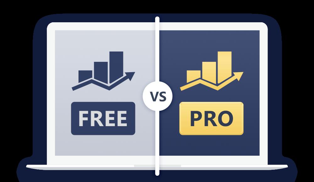 Free vs PRO