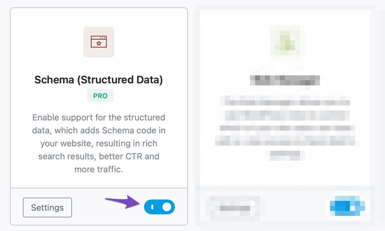 Enable Structured Data Module In Rank Math