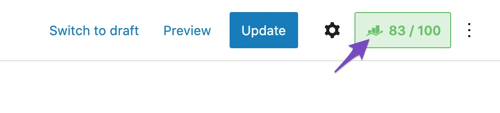 Click on Rank Math SEO icon