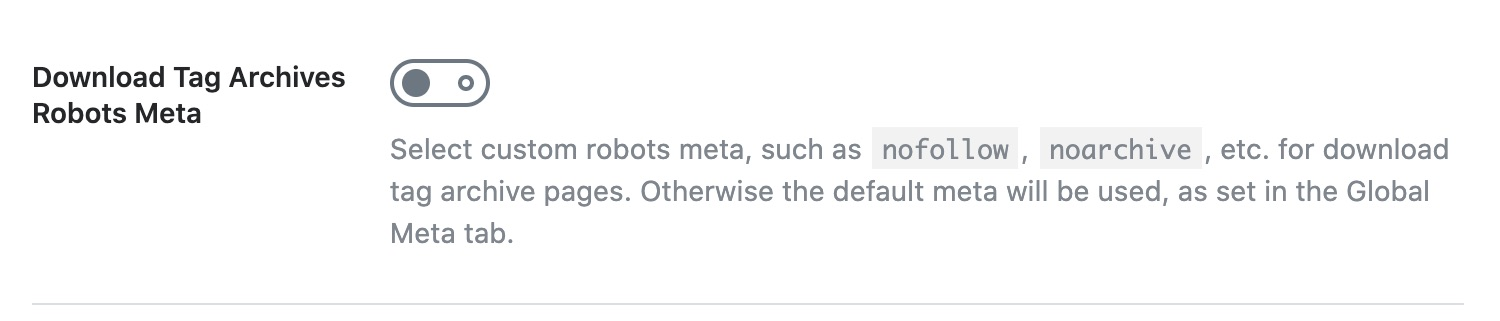 Download Tag Archives Robots Meta